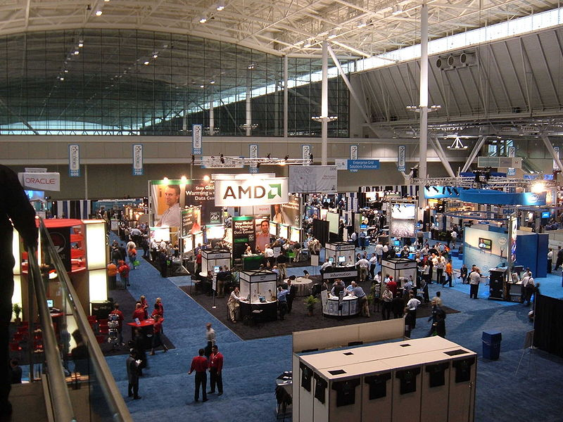 Sungard Exhibition Stand Here Alone : Preparing for a wholesale trade show selling